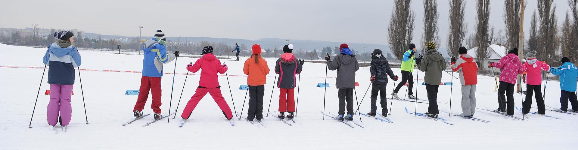 Skipark Praha